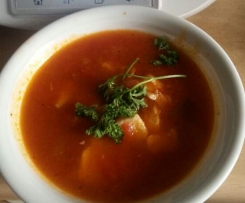 Tomaten-Fisch-Suppe by Thermomix