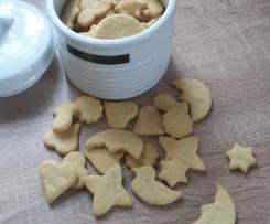 Kinder-Kekse ohne Zucker
