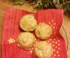 Pina-Colada-Lebkuchen mit Erdmandeln