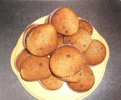 Nuss- Schoko Muffins
