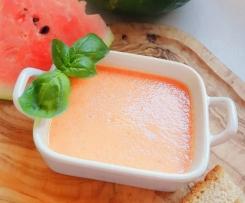 Lidia's Melonen-Gazpacho