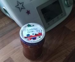 Zwetschgen Marmelade mit Vanille