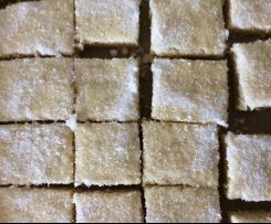 Shortbread (nach MaLu's Köstlichkeiten)