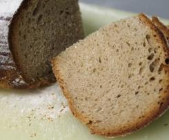 Bauernbrot ohne Form gebacken - besser als vom Bäckermeister!