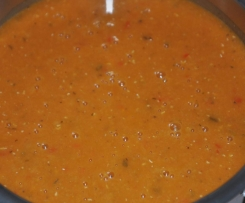 Türkische Linsensuppe (vegan) Rezept des Tages vom 11.11.13