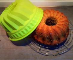 Luftiger Marmorkuchen mit Eierlikör