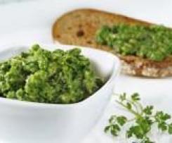 Pesto von Grüne Soße Kräutern