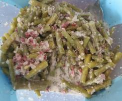 Grüner Bohnensalat á la Susi