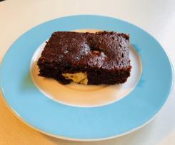 """Brownies vegan """"ruck-zuck"""""""