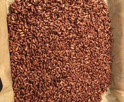Schokoladen-Reis-Waffeln