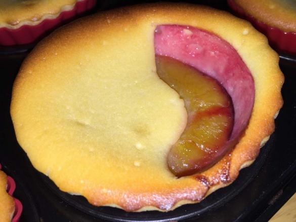 Pflaumen Quark Muffins Von Katja Tehof Ein Thermomix Rezept Aus