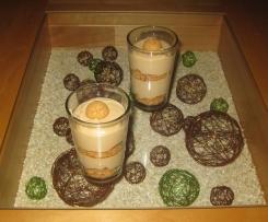 Kaffeecreme mit Amarettini