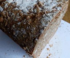 Brot - einfacher geht es nicht