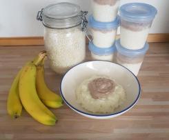 Babybrei: Friedas Bananenmilchreis