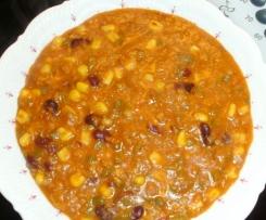 Chili con Corne  vegetarisch