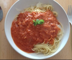 Variation von Meine allerbeste Tomatensoße