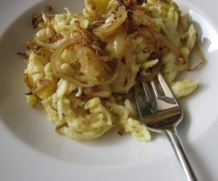 Omi's Käsespätzle