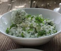 Käsefüllung für Maultasche,Tortelini oder Ravioli