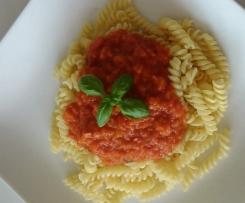 Tomaten Karotten Sosse