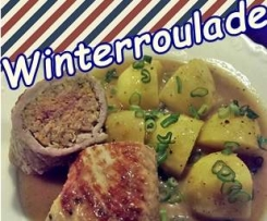 Winterroulade als Weight Watchersgericht  geignet