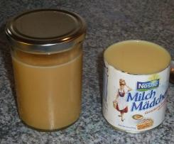 Gesüßte Kondensmilch Milch***chen
