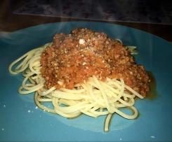 Spaghetti Bolognese alla mamma (WW - Gericht)