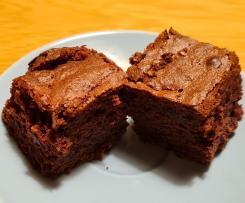 Rote Beete Schokoladen Brownies