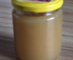 Birnen-Kiwi Marmelade einfach