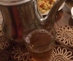 marokkanischer Minztee, Atay