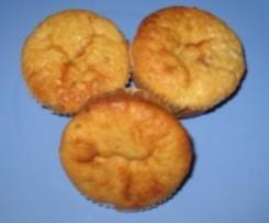 Apfelmuffins mit Schmand