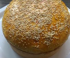 Ofen Burger a la Ari
