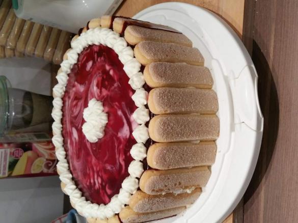 Kirsch Joghurt Torte Von Hexe 125 Ein Thermomix Rezept Aus Der