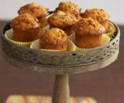 Herbstliche Pflaumen-Zimt-Muffins
