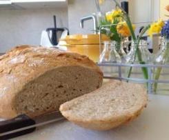 Französisches Brot im Bräter / Pain à la Cocotte
