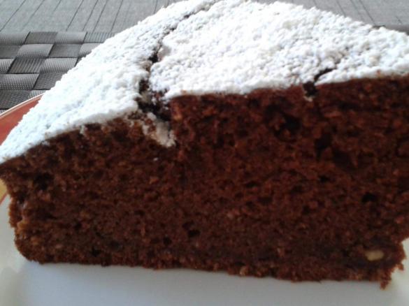 Schoko Zucchini Blechkuchen Von Inge Bach Ein Thermomix Rezept