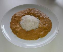 Indisches Korma Chicken