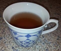 Erdbeer-Ingwer-Tee