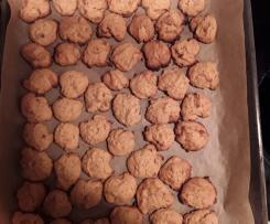 Gewürz-Cookies