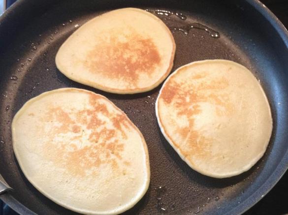 Buttermilch Pfannkuchen Von Mearas Ein Thermomix Rezept Aus Der