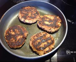 Vegetarische Burger Patties
