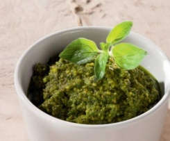 Superkräuter-Pesto  vegan