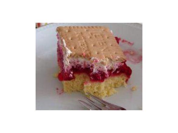 Butterkeks Himbeer Kuchen Von Chrizzle Ein Thermomix Rezept Aus