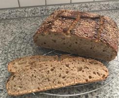 Brot mit Lievito madre