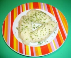 Reismehl-Klößchen . . . Süß oder Pikant . . . Glutenfrei