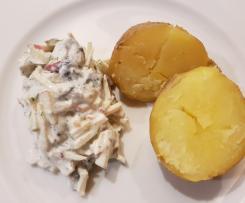 Heringssalat - frisch und einfach