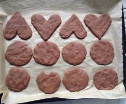 Nutella-Kekse für Nutella-Fans