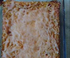 Kartoffel-Puffer-Auflauf