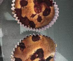 Fruchtige Muffins mit Hermann-Teig