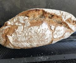 Gutes Brot braucht Zeit-Brot🙂
