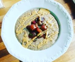 Porridge mit Reisflocken